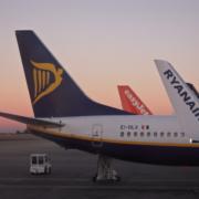 Ryanair job announcement